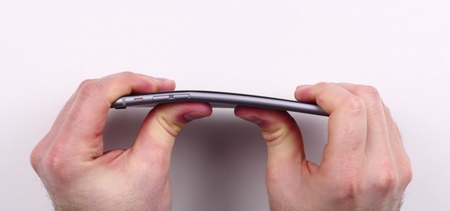 "Apple: ""Only nine customers"" have complained about bent iPhones"