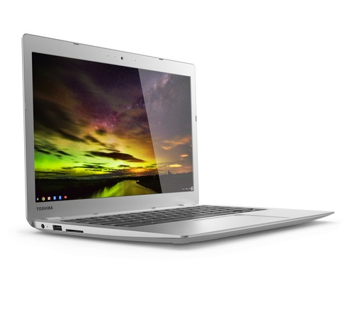 Toshiba's Chromebook 2 will get you a very nice screen, provided you spring for the more expensive model.