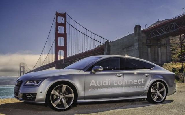 Watch out, California's self-driving car permits take effect today