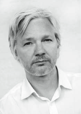 Julian Assange / Allen Clark Photography