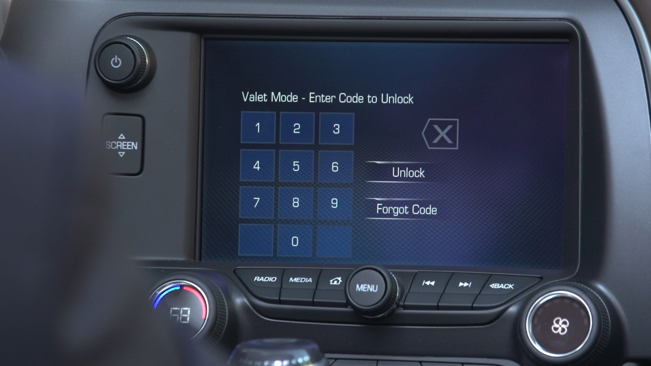 Using new Corvette's valet-recording tech could be a ...