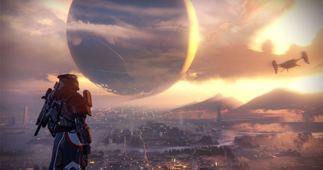Destiny: First look at a small universe