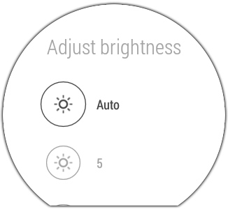 "In the brightness settings, there's now an ""Auto"" option. Horray!"