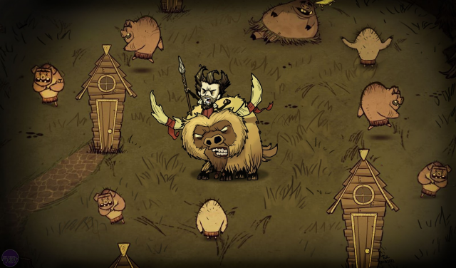 <i>Don't Starve</i> is just one of many enchanting indie games that you can play on the PS4 but not the Xbox One.