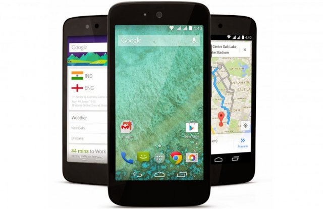 Google launches Android One, bringing India $105 smartphones