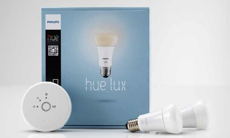 The newest Hue lights shed their color-changing abilities—and cut their price nearly in half.