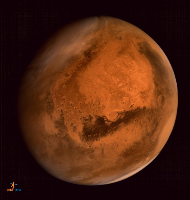 Images come down as MAVEN and MOM get to work on Mars