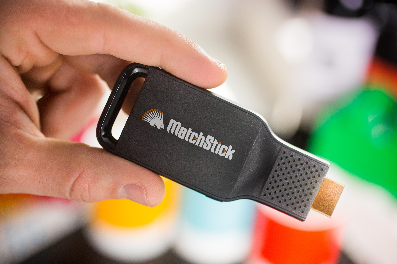 The Matchstick.