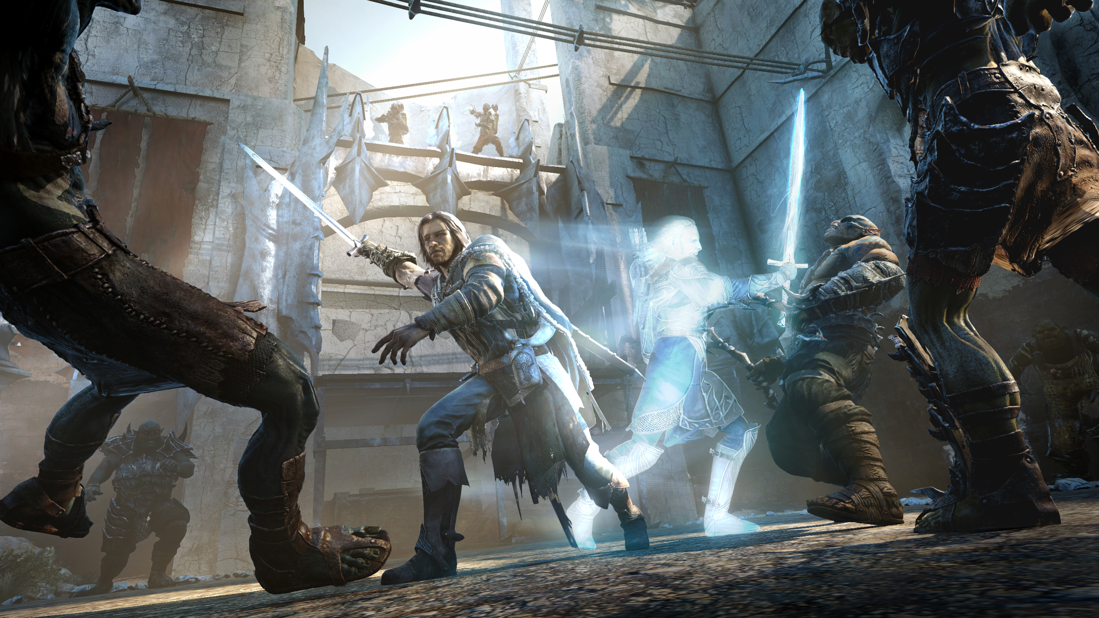 Middle-earth: Shadow of Mordor (Xbox 360) News and Videos