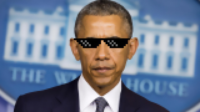 Hey Internet service providers: I'm the president, deal with it.