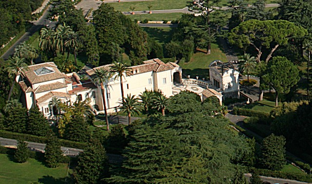 The Pontifical Academy of Sciences in Vatican CIty.