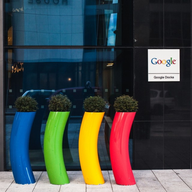 Welcome to Google's actual offices in Dublin, Ireland.
