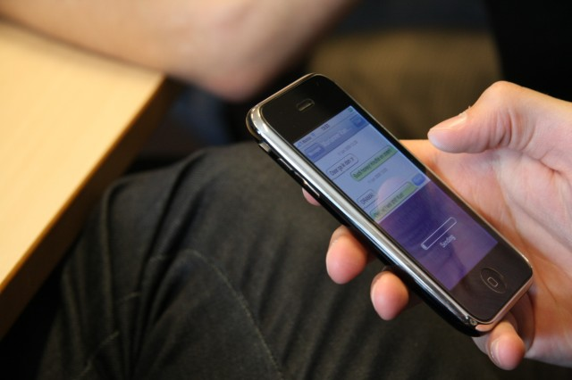 SMS service could spot the next Ebola outbreak zone