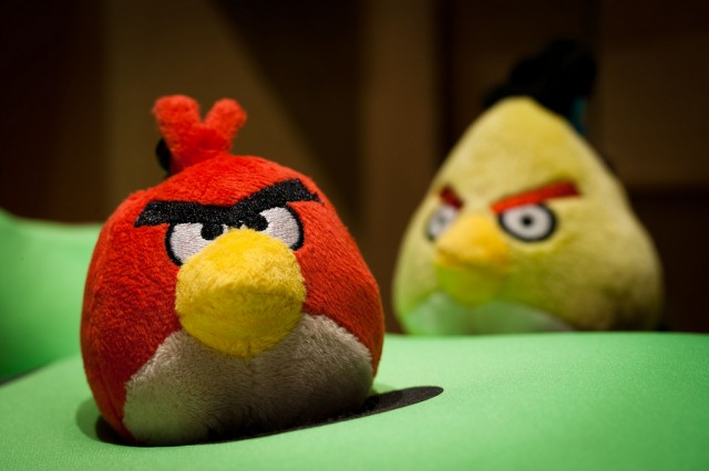 After rapidly falling profits, Angry Birds maker Rovio cuts 130 jobs