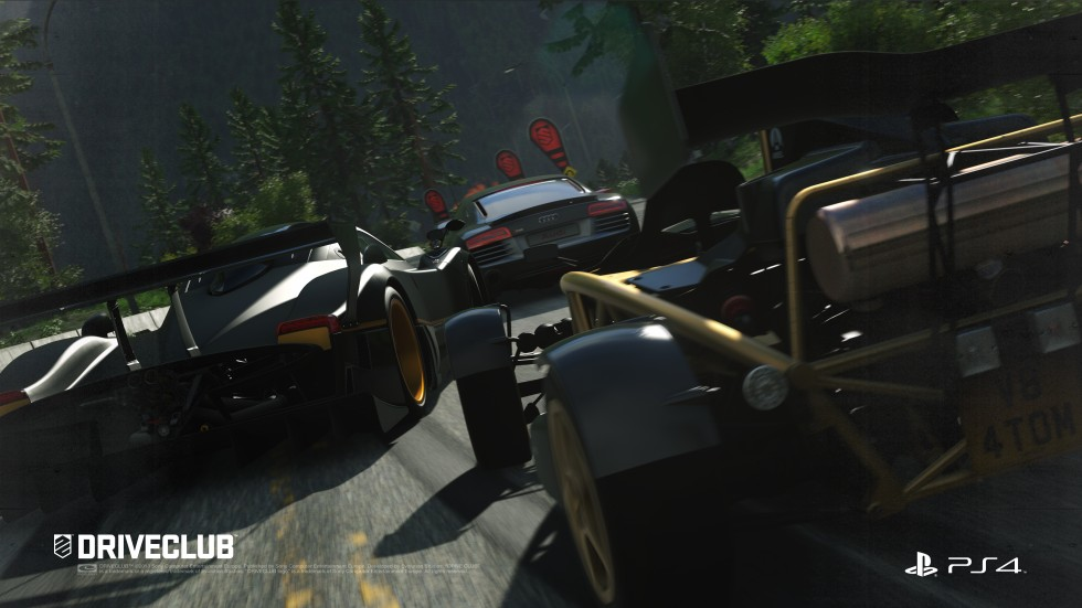 DriveClub review: the next generation of time trials