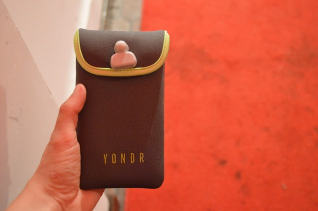 "I let Yondr lock my smartphone in a sock so I could ""live in the moment"""