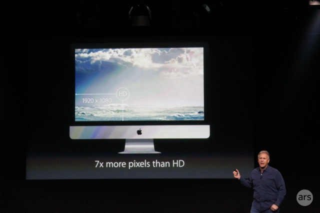 "Apple updates desktop iMac line with ""5k"" Retina displays"