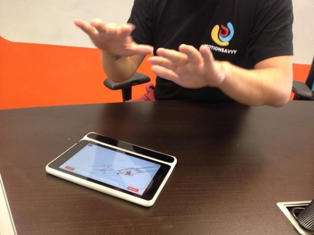 Meet the $800 Windows tablet designed to interpret for deaf people