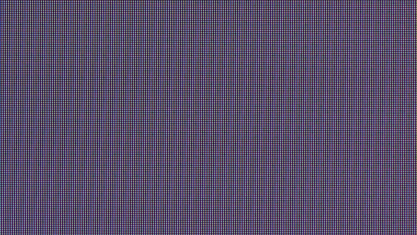 The 218 PPI pixel layout on the Retina iMac. Mouse-over to compare to the old iMac.