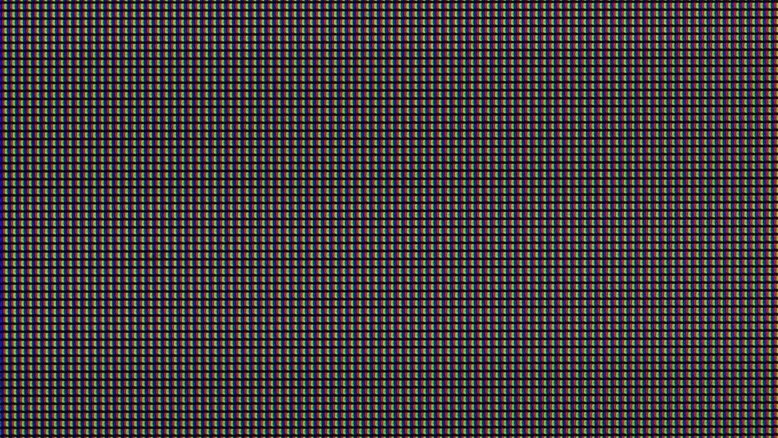 "The 109 PPI pixel layout of the standard 27"" iMac."