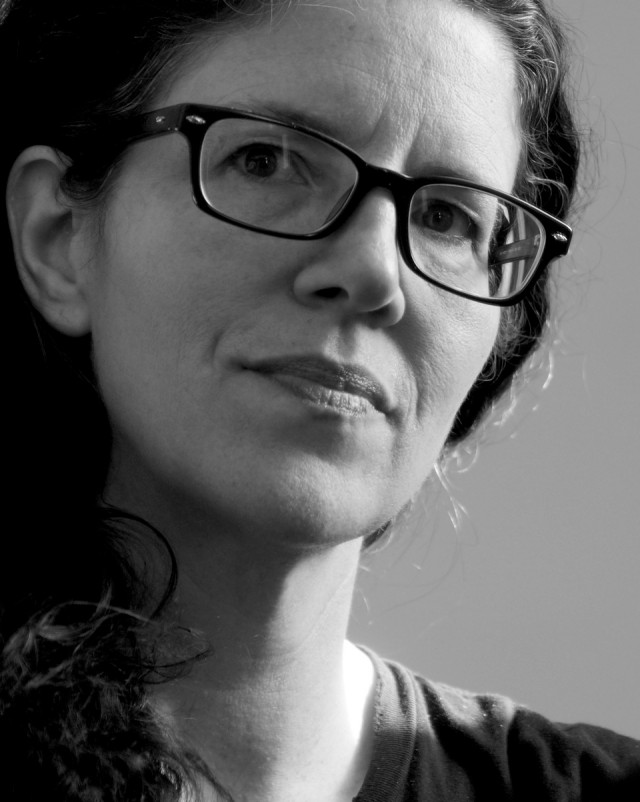 Filmmaker Laura Poitras.