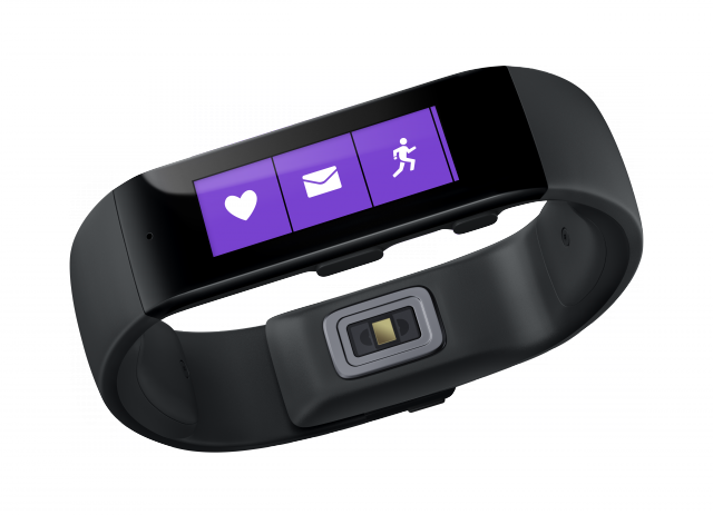 Microsoft Band 2 leaks show a more wrist-friendly wearable