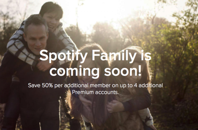 Spotify adds family plans with independent profiles