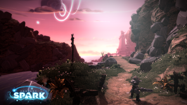 Project Spark review: If it's in the game (design)...