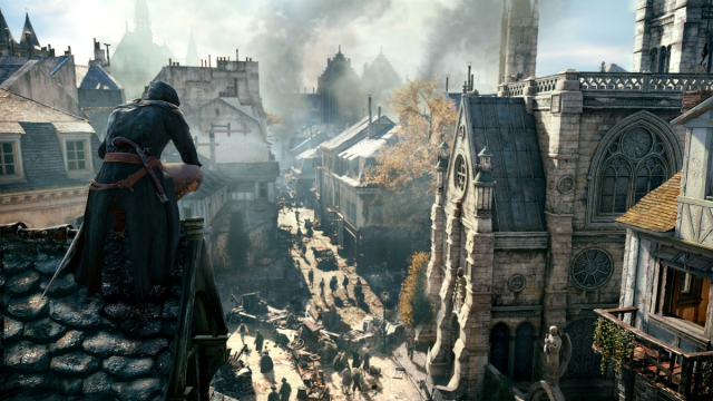 "Assassin's Creed Unity meets gaming's ""great frame rate debate"""