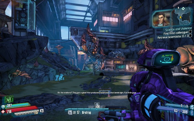 Borderlands: The Pre-sequel review: Bang, zoom, to the moon