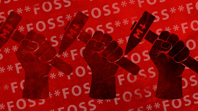 Markdown throwdown: what happens when FOSS software gets corporate backing?