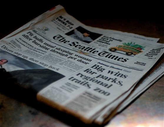 Newspaper outraged after FBI creates fake Seattle Times page to nab suspect