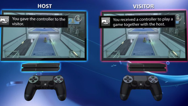 PS4 Share Play impressions: Here, have a laggy Internet controller