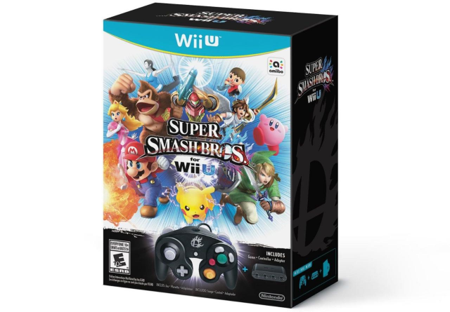The above controller/adapter bundle will set you back nearly $100 when <i>Smash Bros.</i> finally hits the Wii U on Nov. 21.