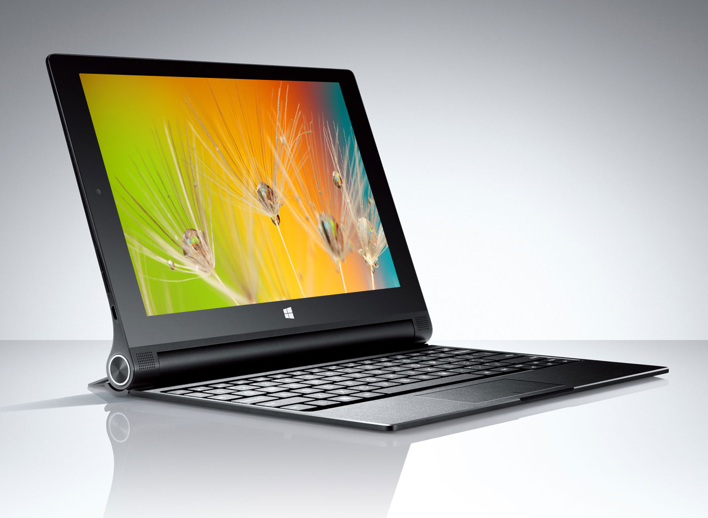 The 10 inch Windows version of the Yoga Tablet 2.