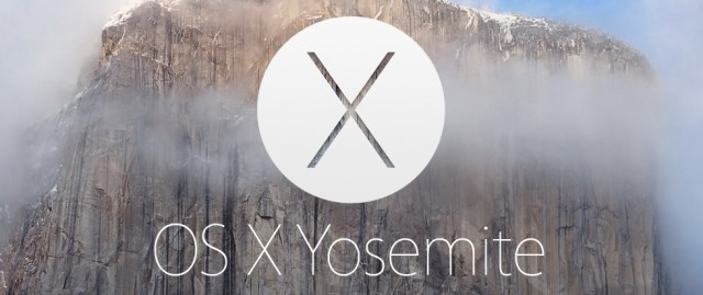 Apple releasing OS X Yosemite to the public today for free
