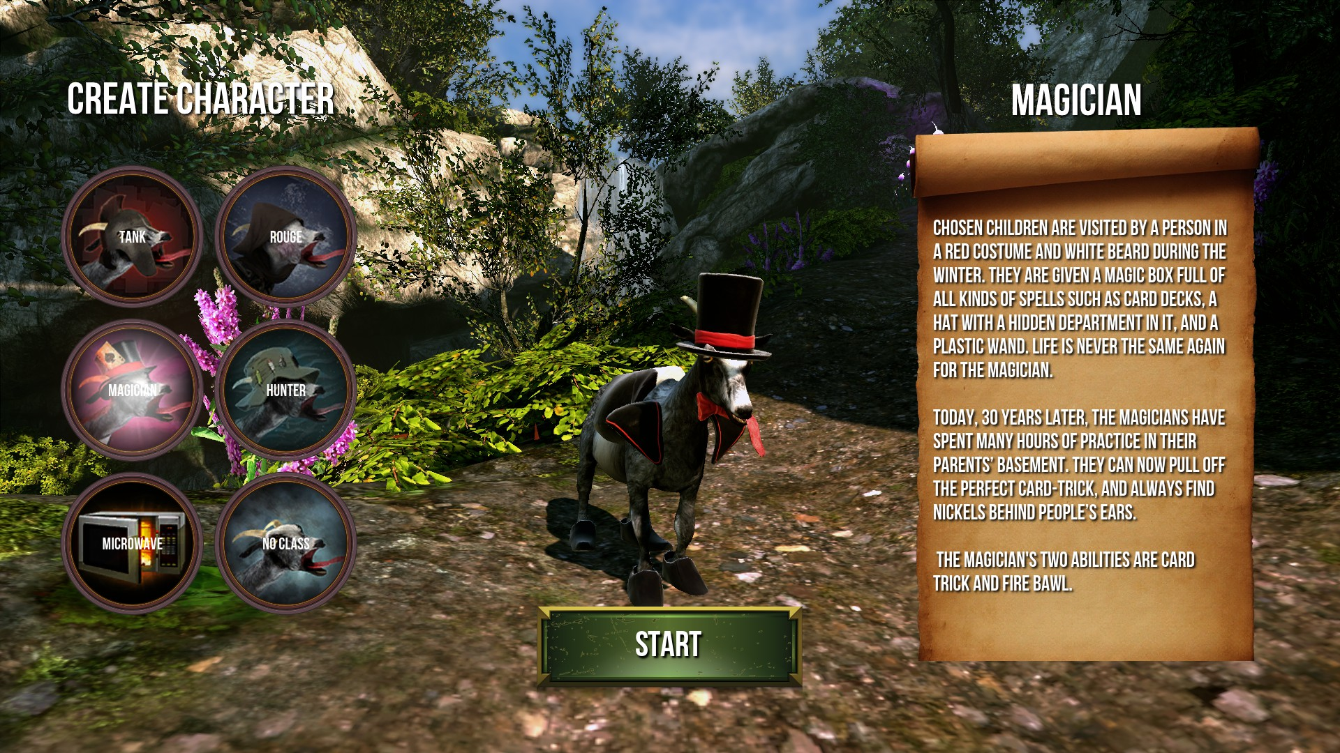 Goat MMO Simulator impressions: Massively moronic | Ars Technica