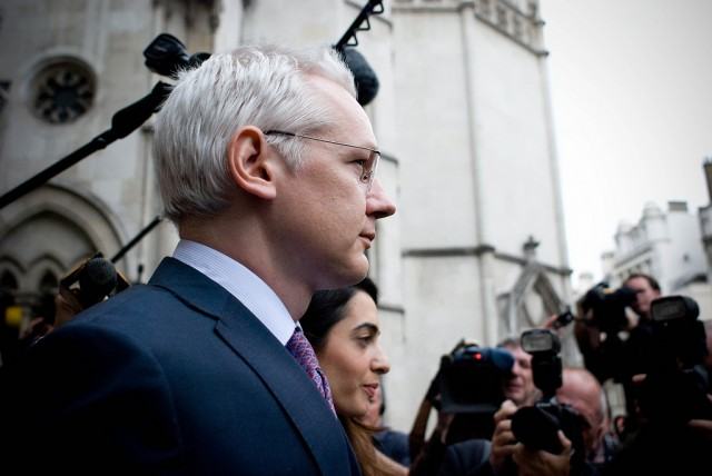 Julian Assange's arrest warrant still stands, Swedish appeals court rules