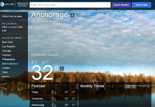 A local image of Anchorage in autumn during the daytime is brought to you by a lot of hard work.