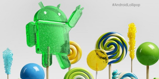 Android 5.0 Lollipop OTA updates are rolling out to Nexus devices now
