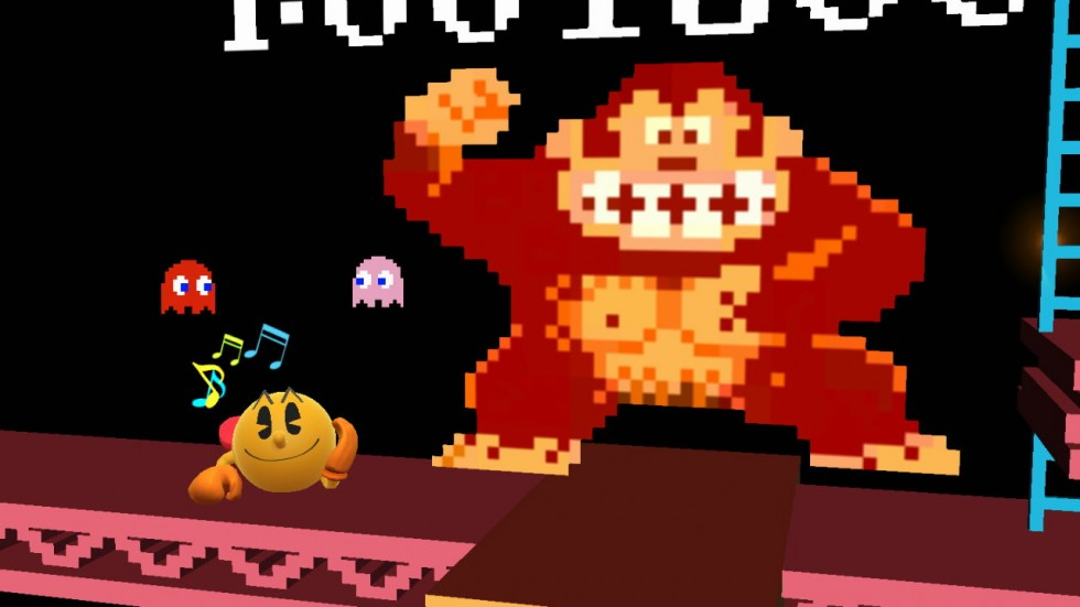 New third-party characters like Pac-Man make <i>Smash Bros.</i> feel like an ode to classic gaming, not just classic gaming as defined by Nintendo.