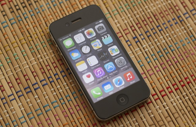 Have an iPhone 4S running iOS 8? You're due for a speed increase.