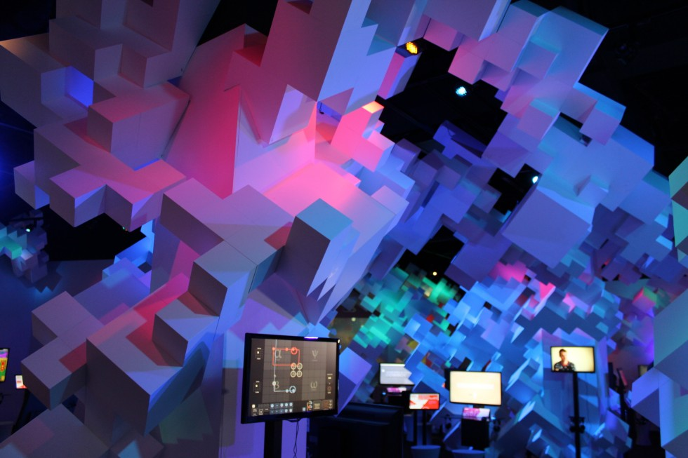 Meet the world's biggest indie video game museum exhibit