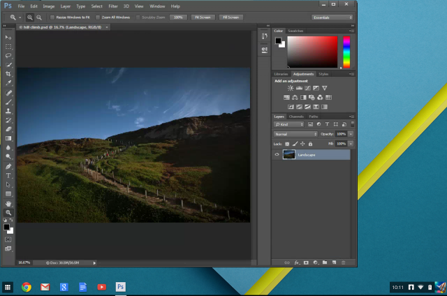 Eyes-on with Streaming Photoshop: Adobe's plan to bring PS to the cloud