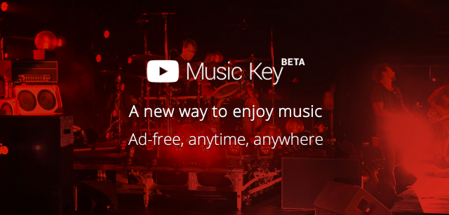 YouTube's ad-free, music video streaming service hits beta next week