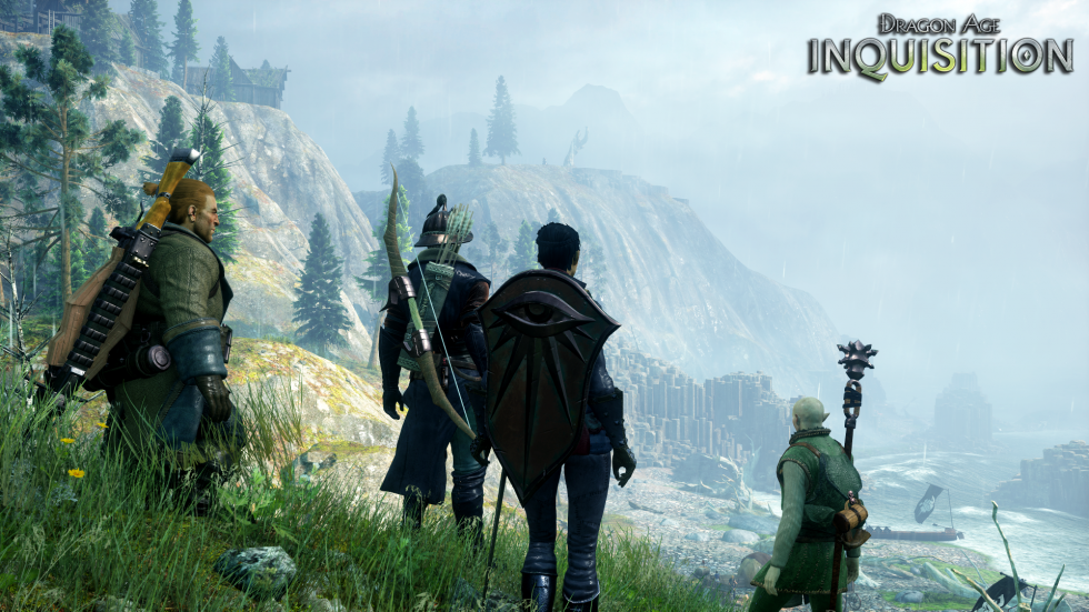 Dragon Age: Inquisition—Let's spend some time together
