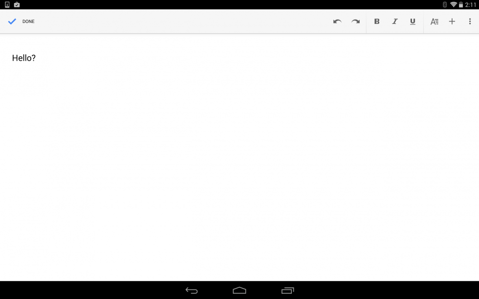 Preview: Office for Android tablets is like Office for iPad, but on ...