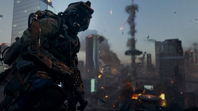 Call of Duty: Advanced Warfare single-player review: Press X to care
