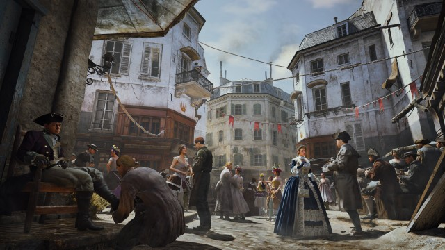 Assassin S Creed Unity The Madden Ing Of A Flagship Series Ars