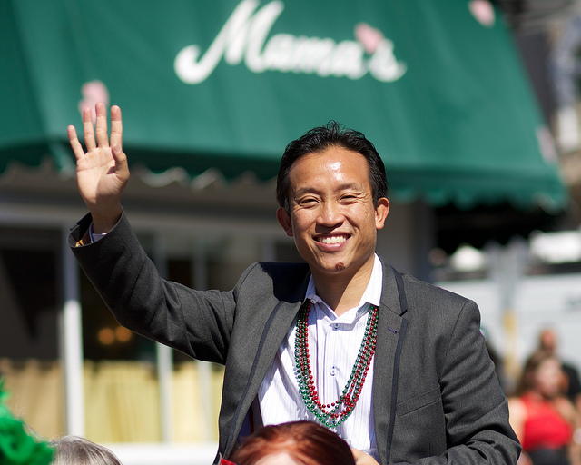 David Chiu in 2012.